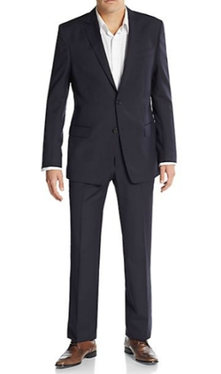 Versace Collection - Regular-Fit Lana Wool Suit