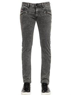 Diesel - Stretch Cotton Denim Jeans