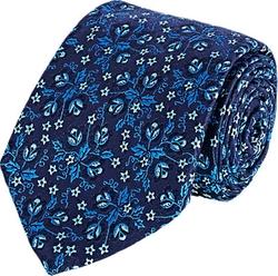 Barneys New York - Floral Jacquard Necktie