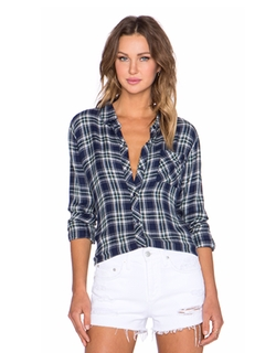 Rails  - Hunter Button Down Shirt