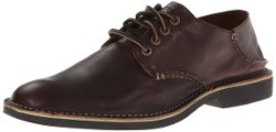 Sperry Harbor  - Plain Toe Dark Brown Oxford Dress Shoe