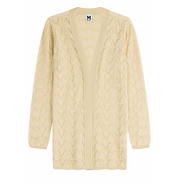 M Missoni - Cotton Blend Cardigan