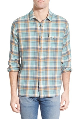 Grayers - Lark Plaid Sport Shirt