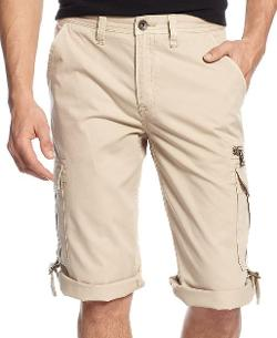 Guess - Iconic Twill Cargo Shorts