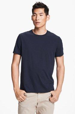 Vince - Cotton Crewneck T-Shirt