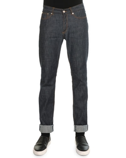Givenchy  - Raw Slim Denim Jeans