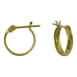 Jc Penney - Gold Small Hoop Earrings