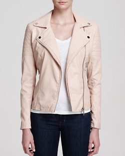 Blank NYC - Faux Leather Moto Jacket