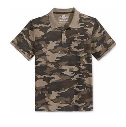 American Rag - Camouflage Polo Shirt