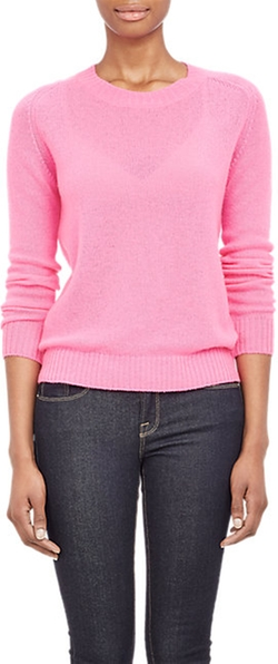 Barneys New York - Loose-Knit Sweater