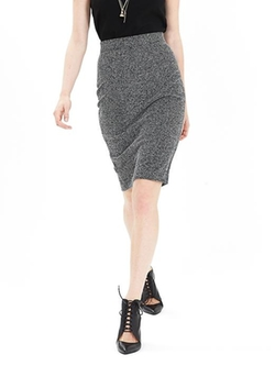Banana Republic - Herringbone Pencil Skirt