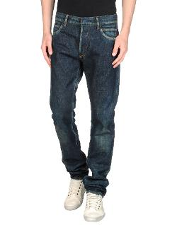 Balmain - Washed Denim Pants