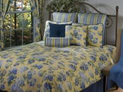 Callaway - Callaway Blue and Yellow Floral Blossom