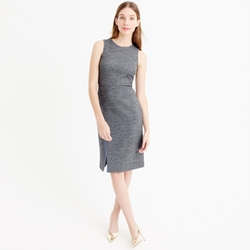 J.Crew - Herringbone Sheath Dress