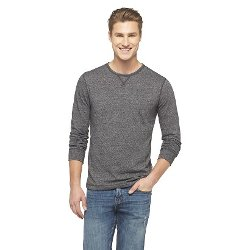 Mossimo Supply Co. - Slim Fit Long Sleeve T-Shirt