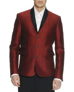 D Squared  - Shawl-Collar Evening Jacket