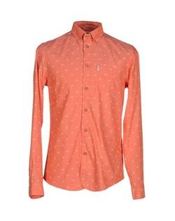 Ben Sherman - Two-Tone Pattern Shirt