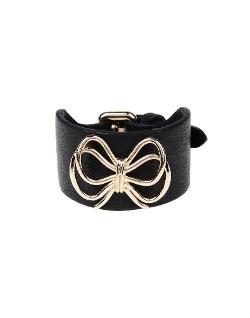 Red(V)  - Leather Bracelet
