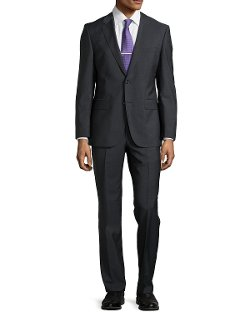 Hugo Boss  - Two-Button Two-Piece Suit