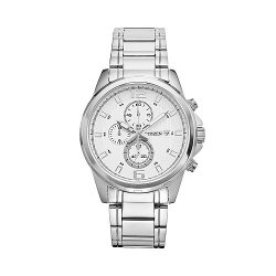 Citizen - Stainless Steel Chronograph Watch