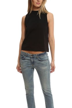 Rag & Bone - Charley Mock Neck Tank Top