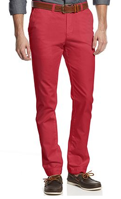 Tommy Hilfiger  - Slim Fit Graduate Chino Pants