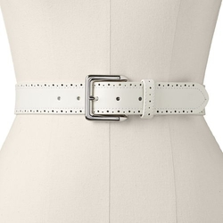 Chaps - Perforated Edges Belt