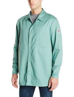 Bulwark Fr - Twill Cotton Work Coat