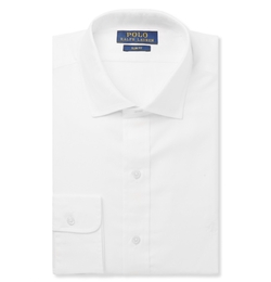 Polo Ralph Lauren - White Cotton Shirt
