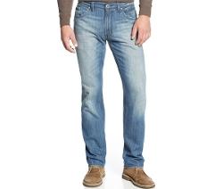 DKNY  - Soho-Leg Straight Culver-Wash Jeans