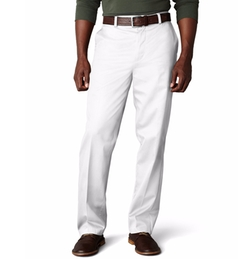 Dockers  - Signature Khaki Classic Fit Flat Front Pants