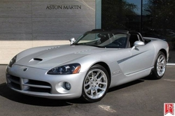 Dodge - 2003 Viper Srt-10 Convertible Car