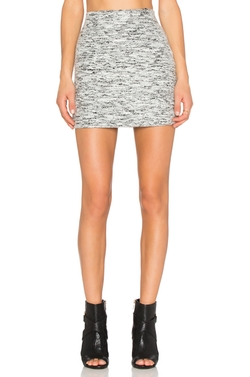 Fifteen Twenty - Melange Mini Skirt