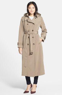London Fog  - Long Trench Coat