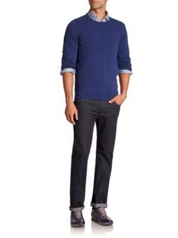 Saks Fifth Avenue Collection - Cashmere V-Neck Sweater