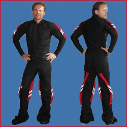 Bev Suits - Competition Skydiving Suit
