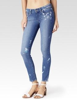 Verdugo Ankle - Indigo Artisan Vintage Jeans
