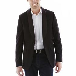 J. FERRAR - Slim-Fit Tuxedo Jacket