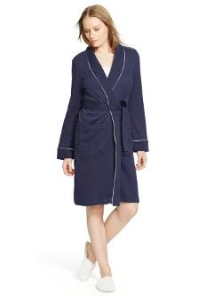 Ralph Lauren - Quilted Shawl-Collar Robe