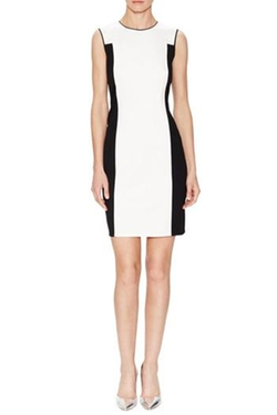 Halston Heritage - Sophisticated Sheath Dress