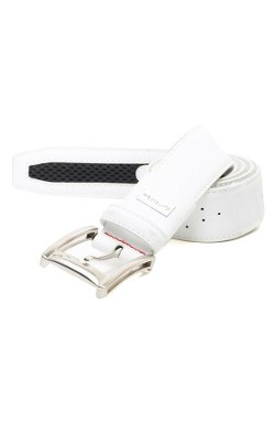 Nike  - Tiger Woods Mesh Leather Belt