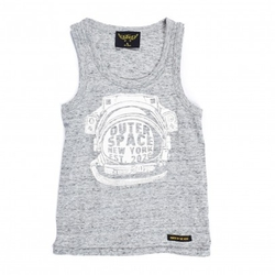 Finger In The Nose  - Chopper Astronaut Tank Top