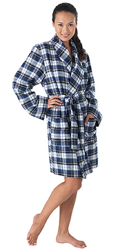 Pajamagram - Tartan Plaid Robe