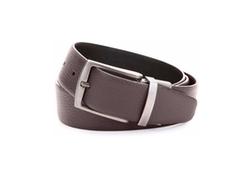 Giorgio Armani - Grained Leather Belt