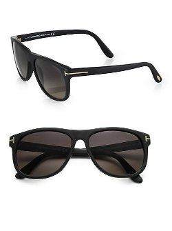 Tom Ford Eyewear  - Olivier Acetate Sunglasses