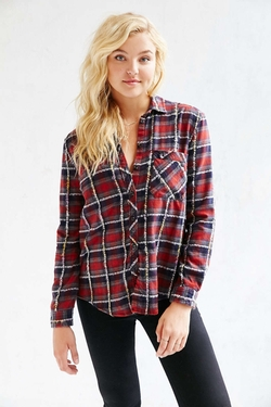 BDG - Olly Flannel Shirt