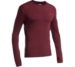 Icebreaker - 260 Midweight Apex Long Sleeve Crewe Shirt