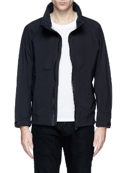 White Mountaineering - Retractable Hood Gore-tex Windbreaker Jacket