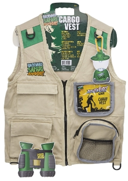 Backyard  - Safari Cargo Vest