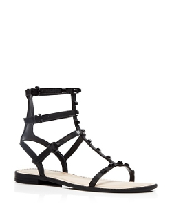Rebecca Minkoff - Flat Gladiator Sandals